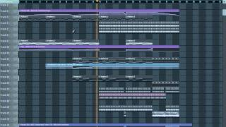 Solarstone - Jewel (Raphael Mayers Uplifting Trance Rework 2013) [FL Studio 10]
