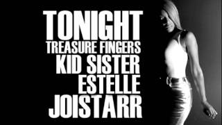"JoiStaRR - ""Tonight"" Featuring Estelle & Kid Sister 