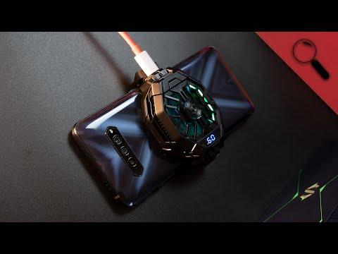 A legmegérősebb gamer mobil | Black Shark 4 teszt