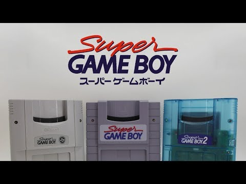 Super Game Boy con Marc