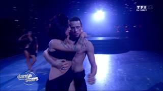 DALS S04 - Une rumba avec Alizée, Grégoire Lyonnet et Candice  sur ''Une femme avec une femme''
