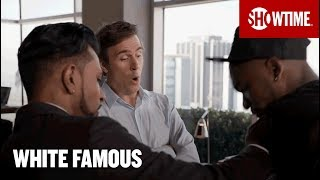 Jay Pharoah & Cast on Season 1   White Famous   SHOWTIME (2017) width=