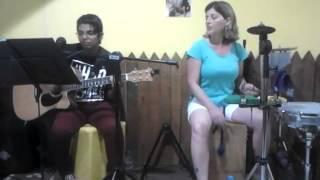Natália Lima e Flávia Caruso (Cover / Cazuza - Exagerado)