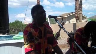 "Trinidad Calypso Band performing ""I Don't Know"""