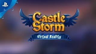 CastleStorm VR - Gameplay Trailer | PSVR