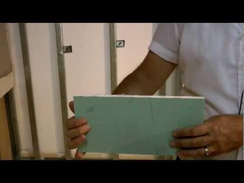 סרטון: גבס ירוק: לאילו צרכים הוא מתאים והאם הוא באמת נוגד רטיבות?