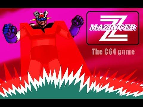 C64 REAL 50hz - LO HEMOS GANAO TO!!! (o como jugar correctamente al Mazinger Z en C64)