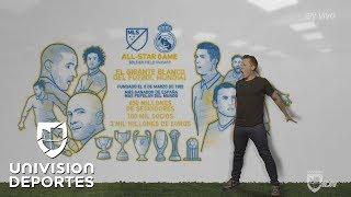 Real Madrid, el gigante blanco valorado en más de 3 mil millones de euros