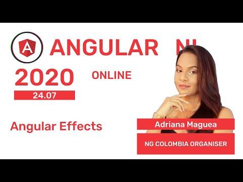 Angular Effects