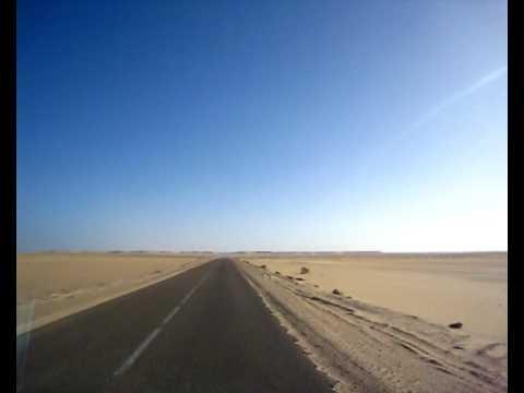 Boredom in the Desert