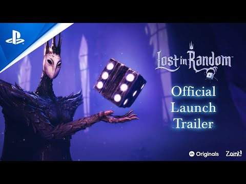 Lost in Random – Official Launch Trailer   PS5, PS4