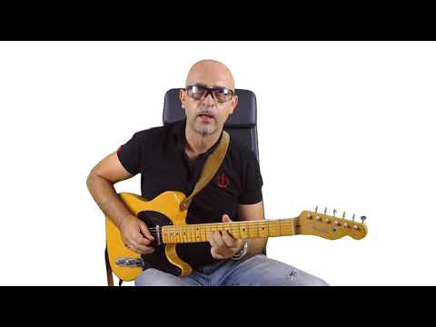 """""""Funk-Blues with my pedals"""" - Alessio Menconi"""