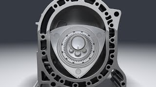 How A Rotary Engine Works
