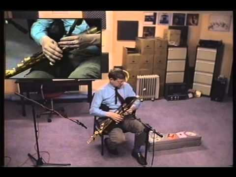 Gregg's pipes reel on the Uilleann pipes