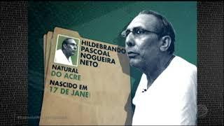 Veja os principais comentários de Hildebrando Pascoal para Marcelo Rezende
