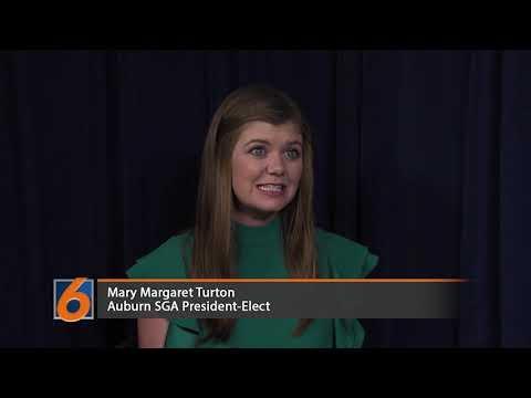 Incoming SGA President Mary Margaret Turton discusses new executive team