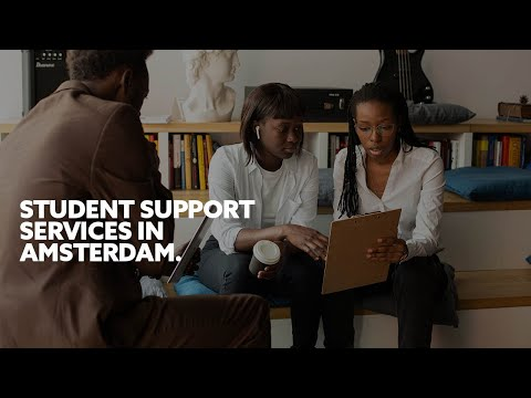 Student Services & Support | Northumbria University, Amsterdam