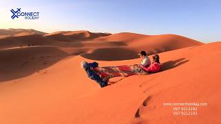 เที่ยวโมร็อคโค Morocco ไปกับ Connect Holiday