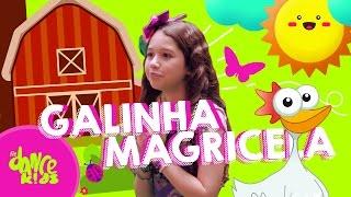 Galinha Magricela - A turma do Balão Mágico - Coreografia | FitDance Kids