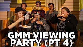 Cinema Roll Taste Test | GMM Viewing Party Pt 4