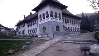 Manastirea Prislop  - Un colt de rai