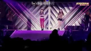 Jessica SNSD) feat Krystal f(x)  Tik Tok + Lyrics