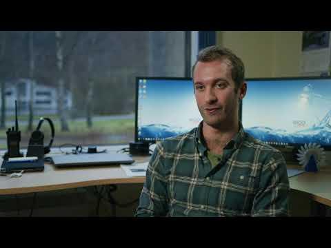 Bli med maskiningeniør Ådne Einemo på jobb