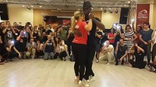 Jonathan Kani & Janina Schwarz @ Roma Kizomba Festival 2016