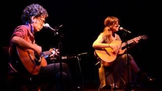"Vero Verdier & Lucho Cervi - ""Tiny Dancer"" (fragmento - cover de Elton John)"