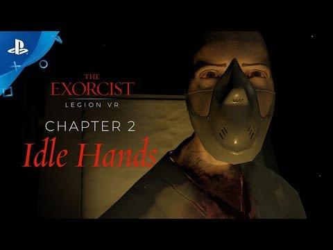 The Exorcist: Legion VR - Chapter 2