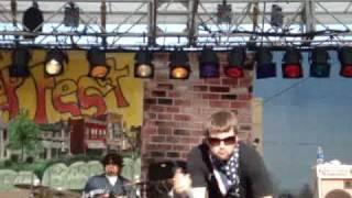 Flobots singing Handlebars live