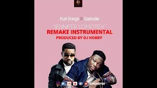 Kurls Ft Sarkodie  Jennifer Lomotey Remake Instrumental  Prod by Dj Hobby