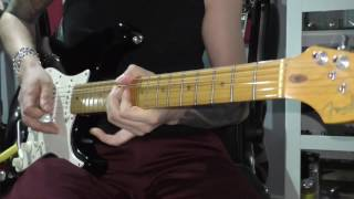 """Pink Floyd - """"The Final Cut"""" Solo - Guitar cover by Ron Gabay"""