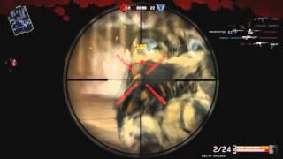 Frag movie Walther Wa 2000