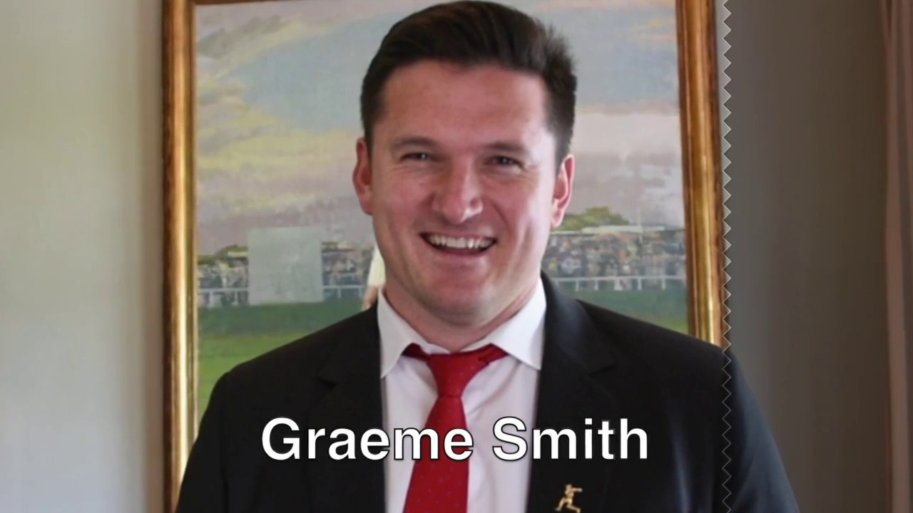 Lucky Dip: Graeme Smith
