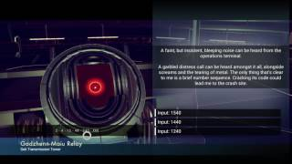 No Man's Sky number series 2 - 4 - 12 - 48 - 240 - XXX Answer