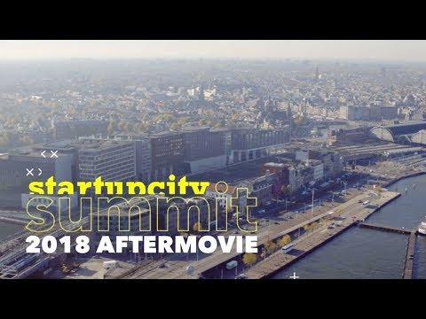 StartupCity Summit 2018 AFTERMOVIE | StartupAmsterdam photo