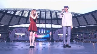170708 찬열 X 웬디 Chanyeol & Wendy _ Stay With Me (도깨비 ost) _ SM TOWN LIVE Concert