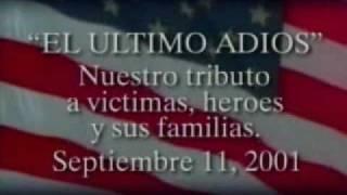 El Último Adiós (Tributo a las víctimas del 11S) [Music Video]