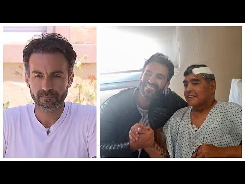 Investigación muerte Maradona   Habla el médico del futbolista