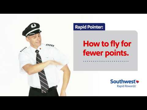 Southwest Airlines: Fly for Fewer Points