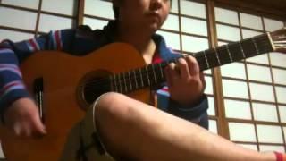 Luar na Lubre / Hai un Paraíso Guitarra Cover y Jam