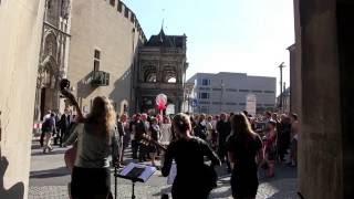 """Glitter & Gold Trio - Live """"Schulterblick"""""""