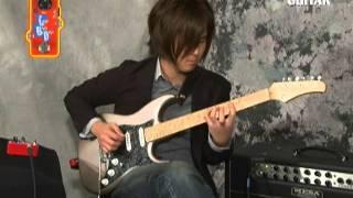 "Yuya Komoguchi ""EWS LBD (Little Brute Drive)"" YoungGuitar.mov"