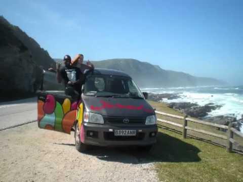 Wicked Campers Africa South Africa Anne Gentenaar