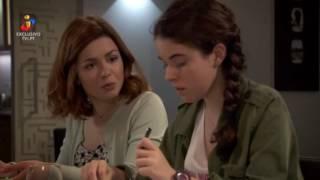 Leonor e Constança zangam-se á mesa