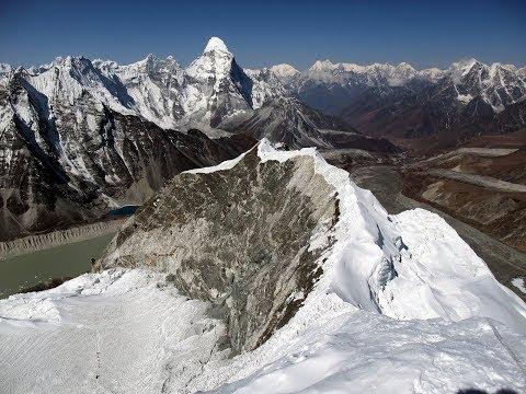 Island Peak, Nepal