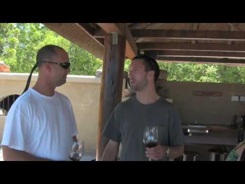 Route 62 (Part 1)  Robertson Backpackers and Wine Tasting South Africa