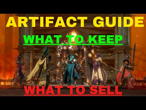 Maximize your Artifact Space with These Simple Rules I Raid Shadow Legends