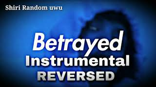 Betrayed Instrumental [Backwards] Lil Xan By Shiri